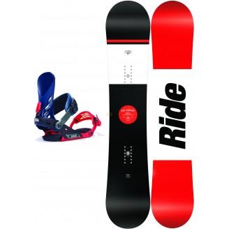 Zestaw snowboardowy Ride Agenda/ Ride EX Multi 2017