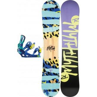Zestaw snowboardowy Rossignol Myth 2018