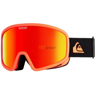 Quiksilver Browdy Neon Orange 2020