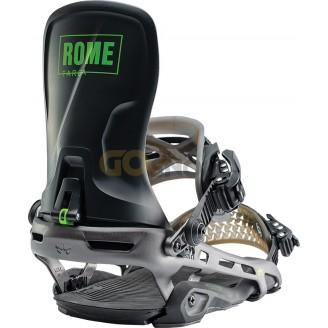 Rome Targa Black 2020
